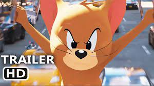 TOM AND JERRY Trailer 2 (New 2021) Animated Movie HD - YouTube