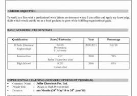 Normal Resume Format Download Or India Announces Conclusion Of Civil
