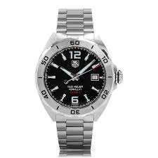 tag heuer formula 1 watches the watch gallery® tag heuer formula 1 black dial automatic mens watch waz2113 ba0875