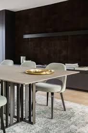 project 1 is a minimal town house located in bruges belgium designed by juma architects ronda new dining room