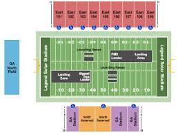 Ut Stadium Seating Chart Trailblazer Stadium Tickets And Trailblazer Stadium Seating