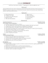 Sample Resume For College Student Seeking Internship Mock Resume