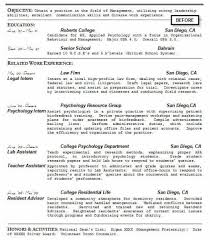 Resume Profile For College Student How A Graduating Student Can Write A Resume