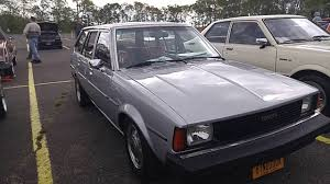 1981 Toyota Corolla 1.8 Station Wagon - YouTube