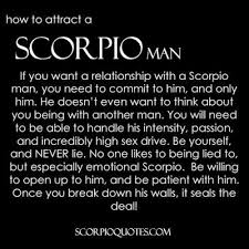 How To Attract A Scorpio Man 40 Scorpio Quotes Adorable Scorpio Break Up Quote