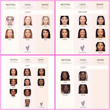 Glo Minerals Powder Foundation Color Chart Chart With New Pressed Powder Colors And Loose Powder Colors