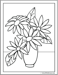 See more ideas about coloring pages, coloring books, colouring pages. Flower Coloring Sheets Best Coloring Pages For Seniors For Kids For Flower Drawing Flower Coloring Sheets Flower Printable