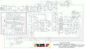 at and atx pc computer supplies schematics atx 145w 145 60sp schematic