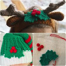 Use them to decorate your packages, add them to napkin rings to adorn your holiday table, pin one to your jacket to add a festive touch. Holly Leaves With Berries Free Crochet Pattern