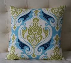 SHIPPING Indoor Outdoor Pillow Cover 20X20 by ZzzBoutique