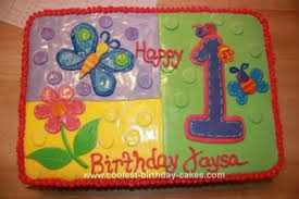 Coolest Birthday Butterfly Cake Birthday Party Ideas