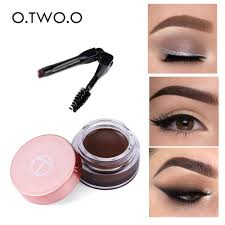 <b>Eyebrow Gel 6 Colors</b> 3D Natural Brown Shade Pro ...