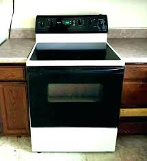 ool self cleaning oven replacement parts glass top stove burner not working electric with repair troubleshooting glass replacement elite whirlpool cooktop