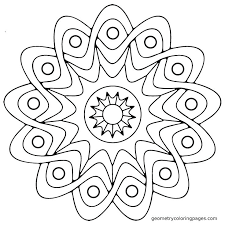 free printable mandala coloring pages for s easy simple mandala coloring pages printable