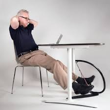 and unlike standing desks it barely requires any effort so in theory you re more likely to keep doing it sitting has a bad rap and deserves a bad rap