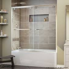 winsome bathtub doors frameless vs framed 77 encore x bypass single bathtub doors frameless toronto