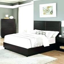 Platform Bed Frame King High Platform Bed Frame Platform Bed Medium ...