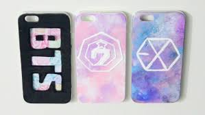 how to make a phone case out of cardboard diy you galaxy with nail polish clear