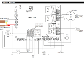 Home Furnace Wiring Diagram As Well Condensing Unit