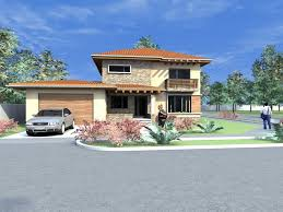 House Plans House Model With Basement And Garage YouTube - House with basement garage