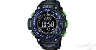 Купить <b>часы Casio SGW</b>-<b>1000</b>-<b>2B</b> [2BVEF] - цена на Casio Outgear ...