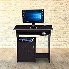 High Quality ... Royaloak Amber Small Computer Table (Black)