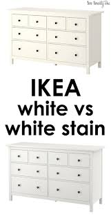 Staining Bedroom Furniture Difference Between Ikea White And White Stain