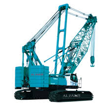Kobelco 300 Ton Crawler Crane Load Chart Our Products Crane Rental Alfaris