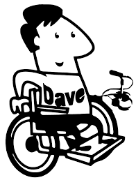 radio clipart black and white. wheelchair ham with microphone radio clipart black and white