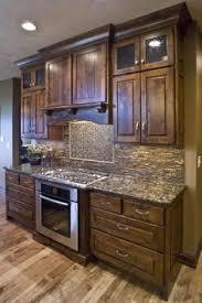 dark stained kitchen cabinets. Knotty Alder Kitchen Cabinets - Google Search Dark Stained N