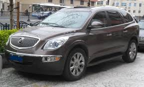 Buick Enclave Running Lights Not Working Buick Enclave Wikipedia