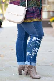 My 4 Favorite Styles Of High Rise Plus Size Jeans Lane