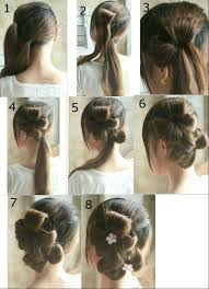 Hairstyles For School Step By Step Hairstyles To Do For How To Do Hairstyles Step By Step How To Make