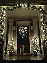 38 Cool Christmas Porch Dcor Ideas