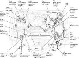 similiar 2002 ford explorer engine diagram keywords ford escape engine diagram together ford 4 0 timing chain diagram