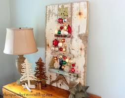 wizards christmas room decor planner ornament and driftwood christmas tree craft