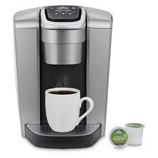 To be honest i have never thought of spending that much for a coffee maker. Keurig K Elite Single Serve K Cup Pod Coffee Maker With Iced Coffee Setting Silver Target Inventory Checker Brickseek