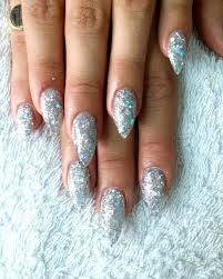 13 Ice Cold Nail Looks That Would Make Elsa Proud | Brit + Co