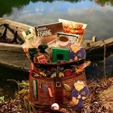 fishing bag full of gourmet fishing treats