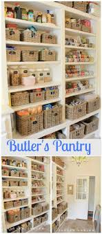 if your laundry closet is not used due to any of the facts and reasons you can turn it into a big pantry station and thus making the most of this left