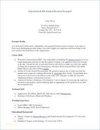 Cover Letter For A Human Resources Position Laizmalafaia Com