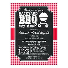 Barbeque Invitation Baby Bbq Invitations Image 0 Baby Barbeque Invitations