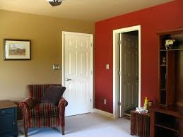 Two Color Living Room Painting A Living Room Two Colors Home Decor Interior And Exterior