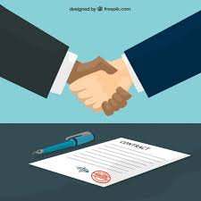 Agreement Handshake Vector | Free Download