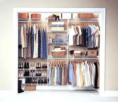closetmaid 5 to 8 closet organizer closet maid closet organizer maid closet organizer kit with shoe