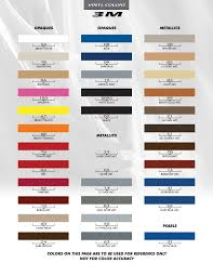 2014 Mustang Color Chart Related Keywords Suggestions