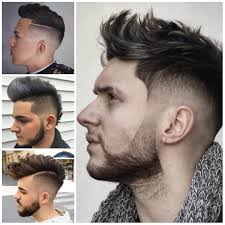 Mens Faux Hawk Hairstyles For 2017 2019 Haircuts Hairstyles And