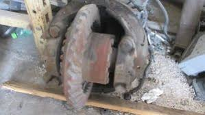 gmc 6500 rear axle 3 71 eaton 92 gmc topkick c6500 366 6 0 gas