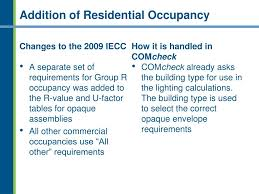 Lighting Comcheck Ppt Iecc Res Check And Com Check Powerpoint