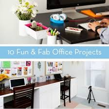 diy office projects. roundup 10 fun and fabulous office projects diy m